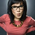 Ali Wong co-starred in the blue comedy Fraternity Brothers, a short film about an ATO reunion.