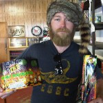 Don't trust Kyle Kinane with your kids. He performs at the Improv on Tuesday. (video)