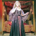 "CROSSING OVER Edward Kynaston (Thomas Gorrebeeck) makes his name playing female roles in ""Compleat Female Stage Beauty."""