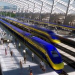 The long-planned HSR depot at Diridon Station might be planned without the participation of its namesake.