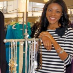 25-year old Ibi Oluwole turned a childhood sewing lesson into a full-time job.