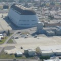 Google is aying $120,000 to store its aircraft at Moffett Field.