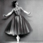 Diana Adams in 'La Valse,' circa 1951 (from the cover of 'Apollo's Angels)