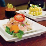 Ceviche is one of Peru's best known dishes and it shines at Puro Peru.