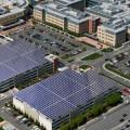 Kaiser Permanente activated the solar panels on the Santa Clara County Medical Center last Friday.