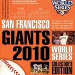 Giants World Series DVDs