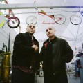 Matthew Rodriguez and Samuel Rodriguez design and manufacture custom, single-speed bicycles in their San Jose garage.