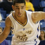 SJSU's Adrian Oliver is the nation's fourth-highest scorer.