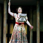 Cathleen Candia showed off her rich-toned mezzo-soprano voice for Opera San Jose's 'Barber of Seville.'