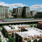 The California High Speed Rail project is a cornerstone of plans to turn Diridon Station into a mass transit hub.