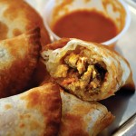 The empanadas at the Mmoon are some of Santa Clara Street's best eats.