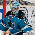 San Jose Sharks goalie Antti Niemi has been flawless of late.