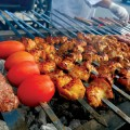 The International Kabob House serves good kabobs but the menu doesn't stop there.