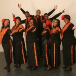 The Harlem Gospel Choir regularly tour around the world. (video)