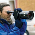 THE SEARCHER: Director Tom Shadyac at work on his new feature 'I Am'