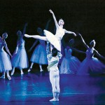 Karen Gabay and Maykel Solas in Ballet San Jose's 'Swan Lake'