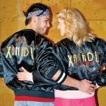 Sonny and Kira make the world safe for skates in 'Xanadu.'