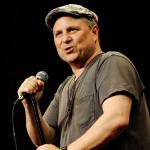 Goldthwait combines dark humor with sky-high energy. (video)