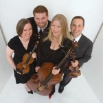The Cypress String Quartet was founded in San Francisco. (video)