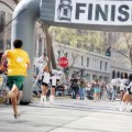 A man originally from Ethiopia but now living in San Jose won the Oakland Marathon on Sunday.