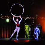 Quidam plays the HP Pavilion through Sunday. Photos by Jen Anderson; scroll down for more.