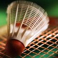 Badminton isn't a sport for the lazy. (video)