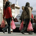 Steps are being taken to force shoppers to start bringing their own reusable bags.