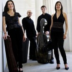 The Enso String Quartet takes its name from a Zen painting of the circle. (video)