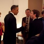 President Obama and Facebook CEO Mark Zuckerburg will be holding a town hall meeting at the company's headquarters Wednesday.