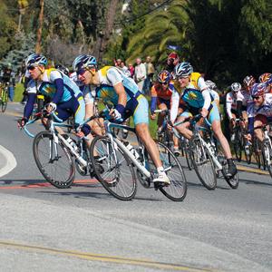 Amgen Tour Hits San Jose
