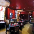Fahrenheit's plush interior is matched by its eclectic new menu.