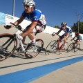 Visitors to the Velodrome are welcomed to participate in Saturday morning training sessions.