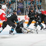 If San Jose's defense can clamp down for just one more win over the Detroit Red Wings, the Sharks will advance to the Western Conference finals.