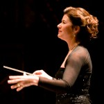 Elena Sharkova conducts the Symphony Silicon Valley Chorale on Friday, June 3. (video)