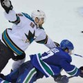 The Sharks went down hard Tuesday night after giving it everything they had.