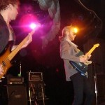 Stung was hired to play Stewart Copeland's birthday party in Beverly Hills in 2003. (video)