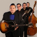 Big Sandy and His Fly-Rite Boys rock the Landmark Ballroom on Saturday, June 25. (video)