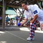 Los Gatos resident Steve Mariucci played for Team Campo di Bocce in the national championships.