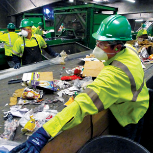 Garbage Dump Takes Top Marks for Recycling