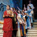 Lyric Theatre showcases a classic opera with a Bollywood Twist. (video)