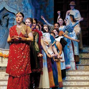 Lyric Theatre: 'The Sorcerer'