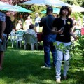 More than a dozen wineries will be at the Bonny Doon Art & Wine Festival.