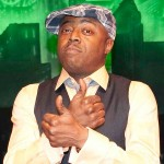 Donnell Rawlings performs stand-up at the San Jose Improv on Friday, July 1. (video)