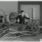 Google celebrated Charlie Chaplin's 122nd birthday, but there has been nothing whatsoever to mark Gay Pride Month.