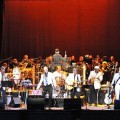 White Album Ensemble performs Beatles classics with string and horn sections. (video)