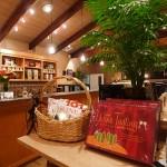 J. Lohr's wine tasting room.