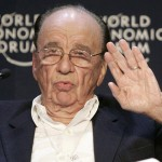 Rupert Murdoch was targeted by the hacker group Lulz Sec after one of his newspapers was caught in an international hacking and bribery scandal.