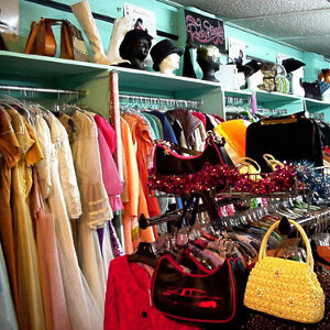 Top Five Vintage Clothing Stores