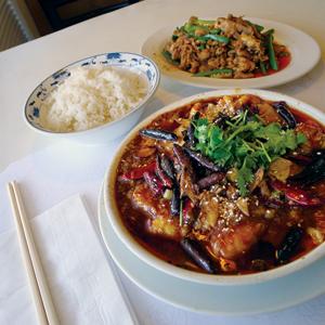Review: Su Hong and Da Sichuan Bistro