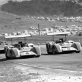 McLarens, Lolas, Porsches and Ferraris will run against each other at Laguna Seca this weekend, as they did in the summer of 1969.